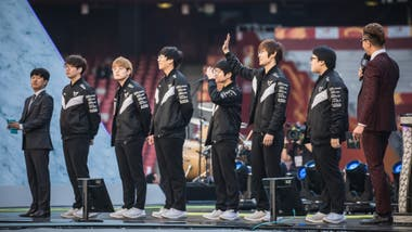 Samsung Galaxy, el equipo ganador del mundial de League Of Legends