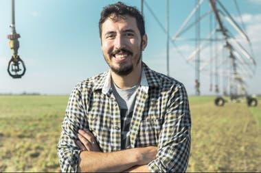 Jairo Trad, de 30 años, CEO y cofundador de Kilimo