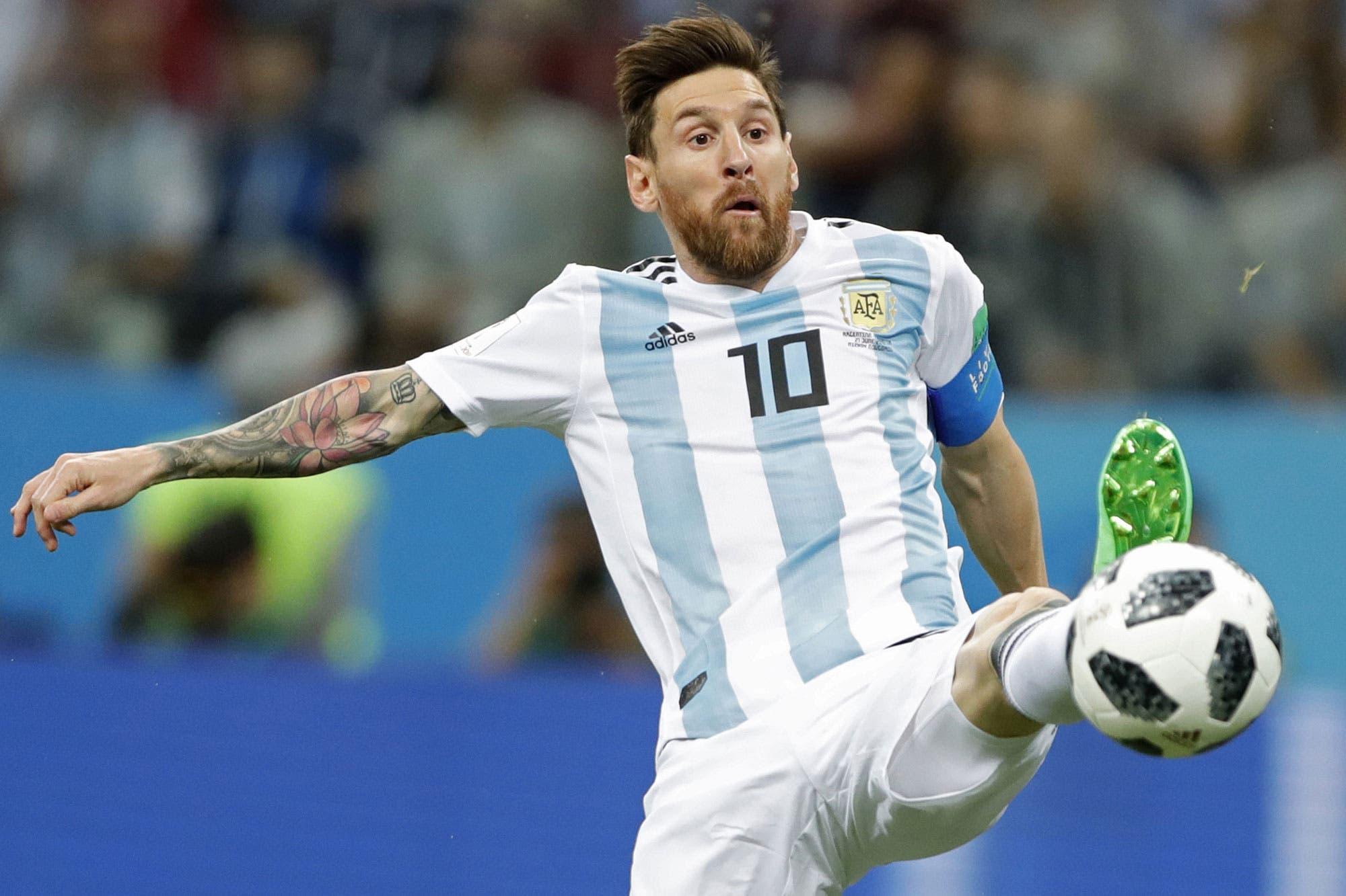 Cuándo juega la selección de Argentina contra Nigeria en el Mundial Rusia 2018