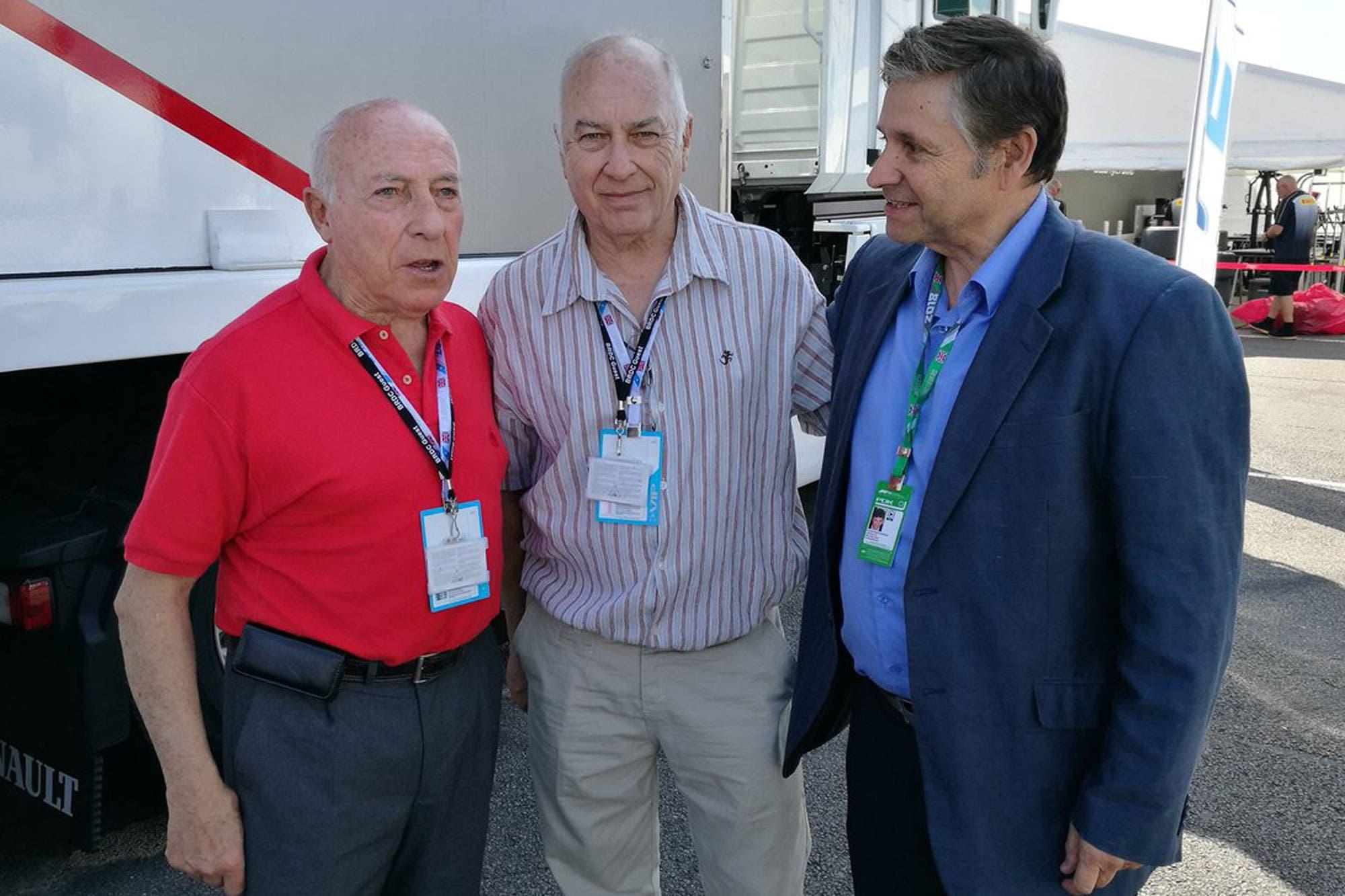 La historia de Rubén, el jubilado que descubrió que era hijo de Juan Manuel Fangio y heredará una fortuna