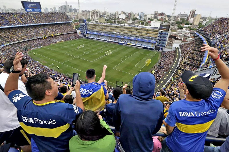 Sin día del hincha en la Bombonera: Boca podrá abrir las puertas de la cancha por restricciones de seguridad