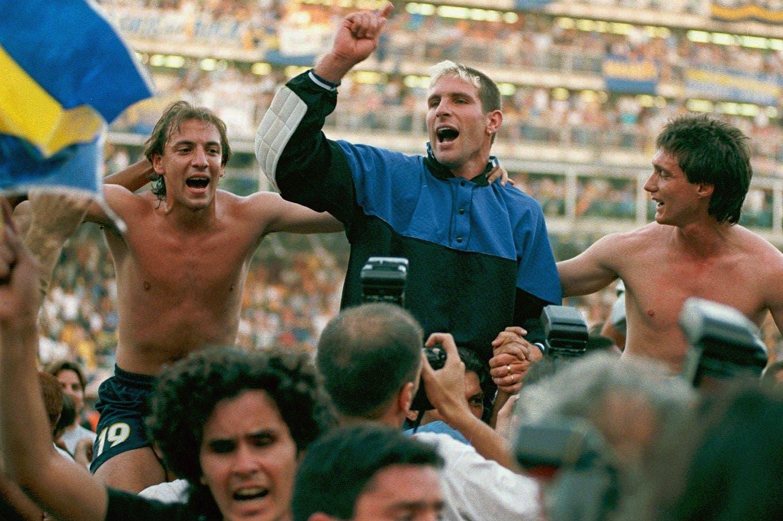 Bianchi lo hizo: el método Virrey a 20 años del primer campeón invicto en la historia de Boca