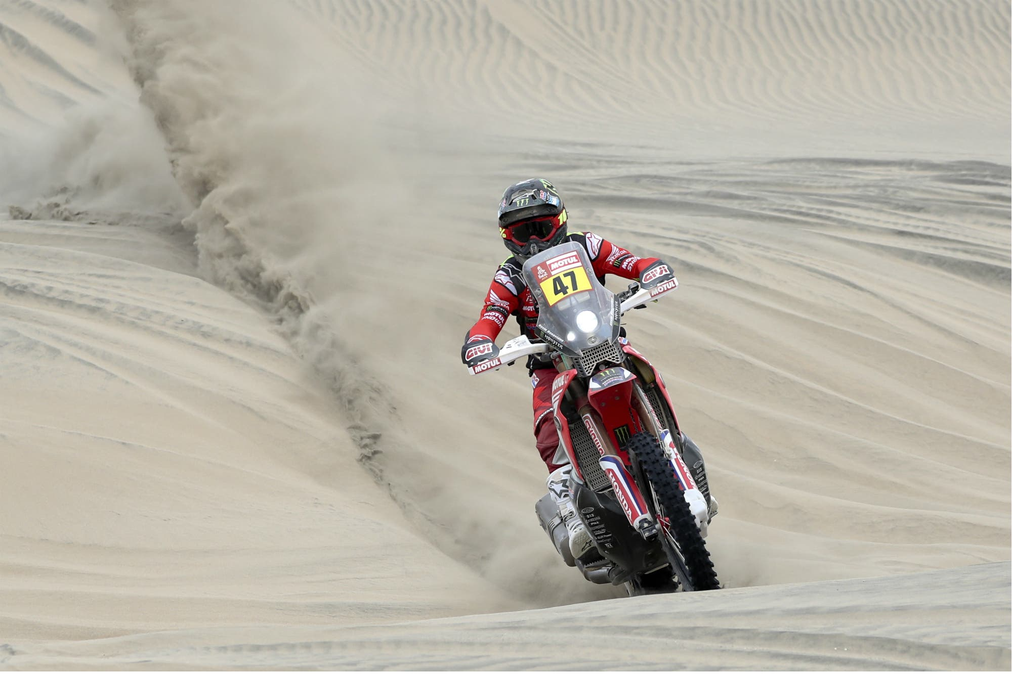 Rally Dakar: Peterhansel se impuso en la tercera etapa y Benavides es escolta en motos
