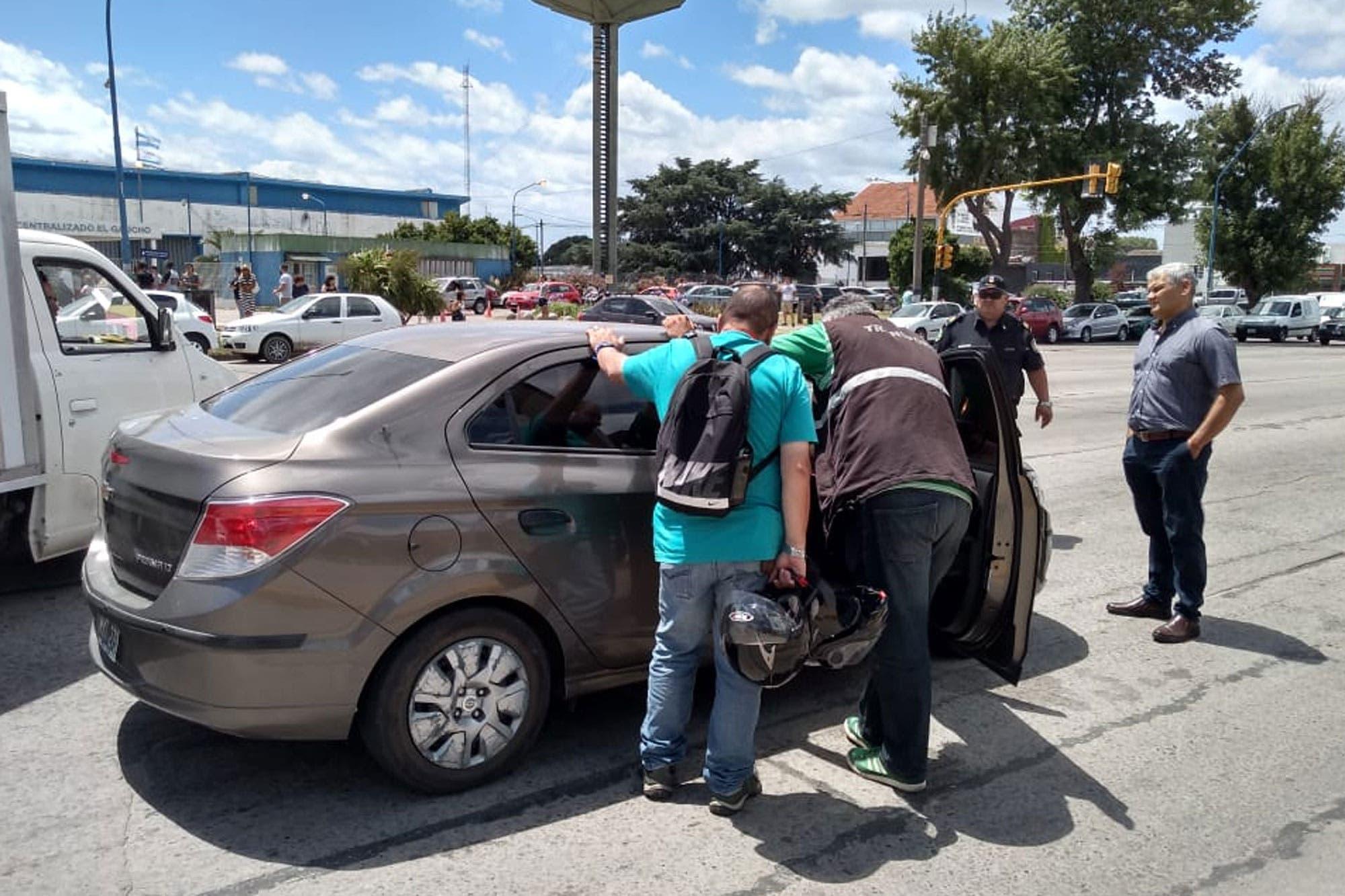 Uber en Mar del Plata: ya se secuestraron seis autos
