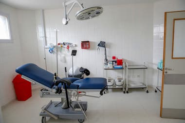 El hospital de Añelo se inauguró el año pasado; tuvo un costo de $40 millones y todos los equipos fueron donados por las empresas petroleras