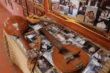 Elpidio Herrera, creador del famoso conjunto Las Sachas Guitarras Atamisqueñas, murió de un ACV