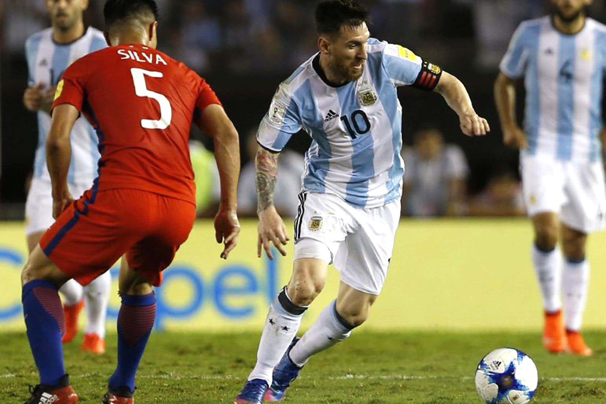 Argentina-Chile, en vivo: cómo ver online el partido de la Copa América Brasil 2019