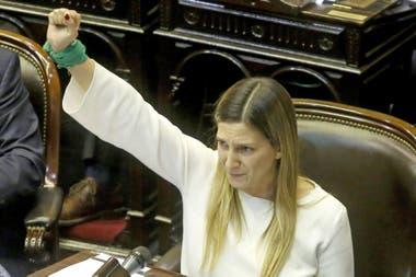 """Para la diputada, la comparación entre Barreda y Vidal fue """"violenta y misógina"""""""