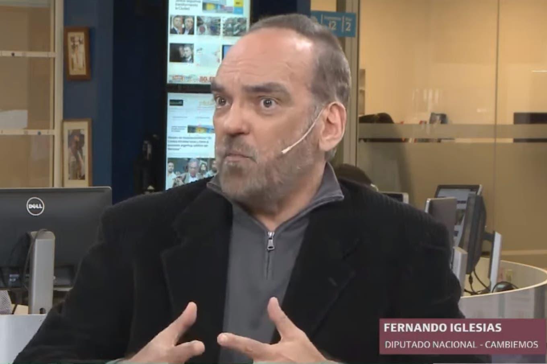 """Fernando Iglesias: """"Lo miden a Macri con la vara de Suiza y a Cristina con la de Uganda"""""""