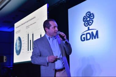 Obdulio San Martín, director de Negocios de la firma