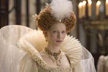 1998. En Elizabeth, de Shekhar Kapur, Blanchett dominaba la película con su versión contemporánea de la Reina Virgen