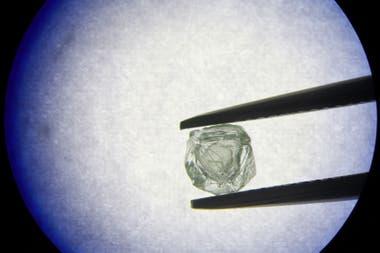 Se estima que la inusual piedra preciosa tiene unos 800 años de antigüedad