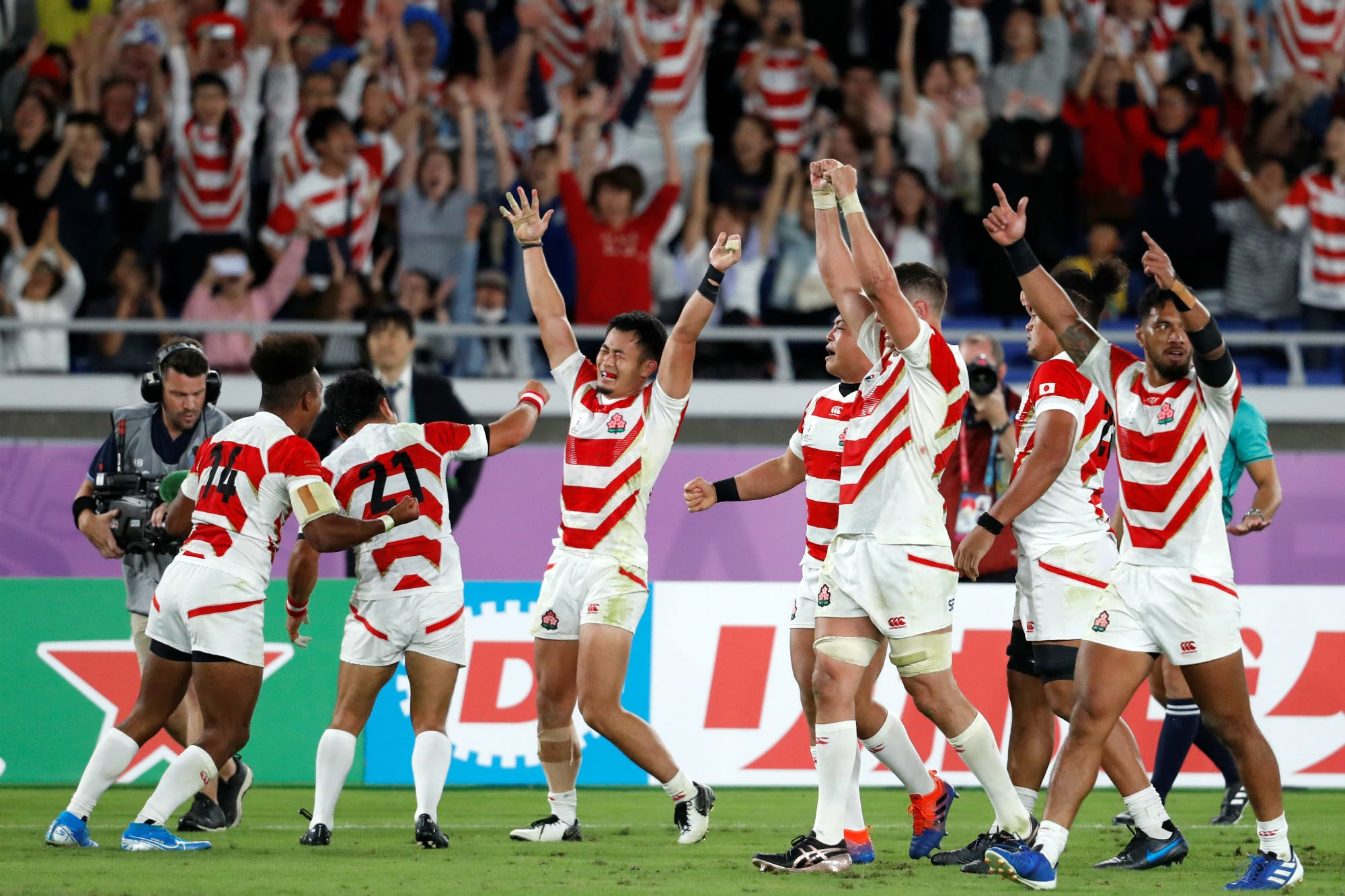 Mundial de rugby Japón 2019: así se jugarán los cuartos de final