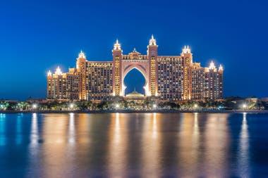 El Atlantis Dubai, con tarifas de US$ 5900 por noche