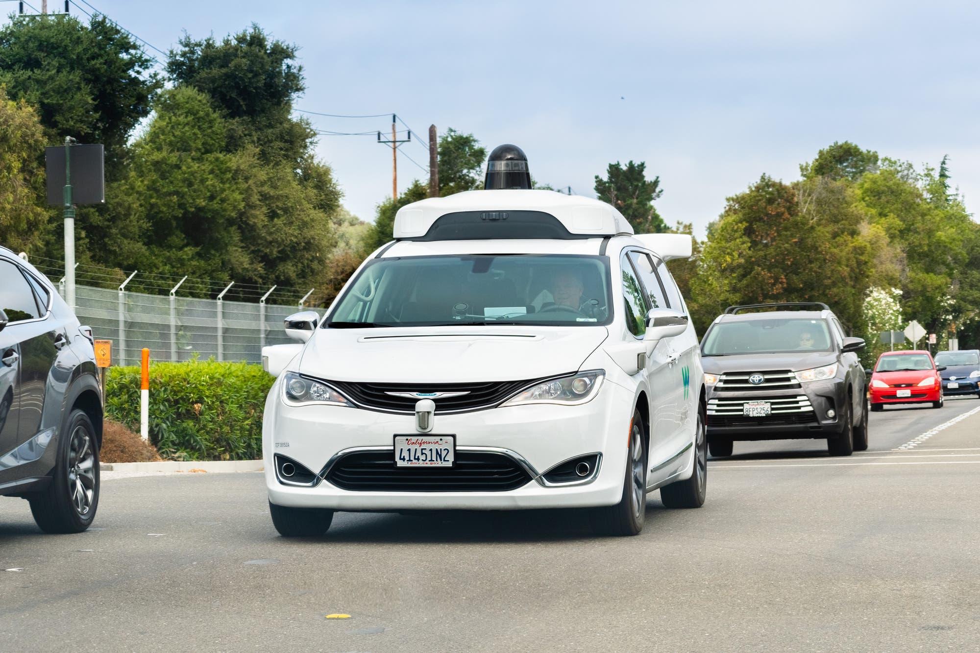 Los ojos de los vehículos autónomos, mejores que los de los humanos