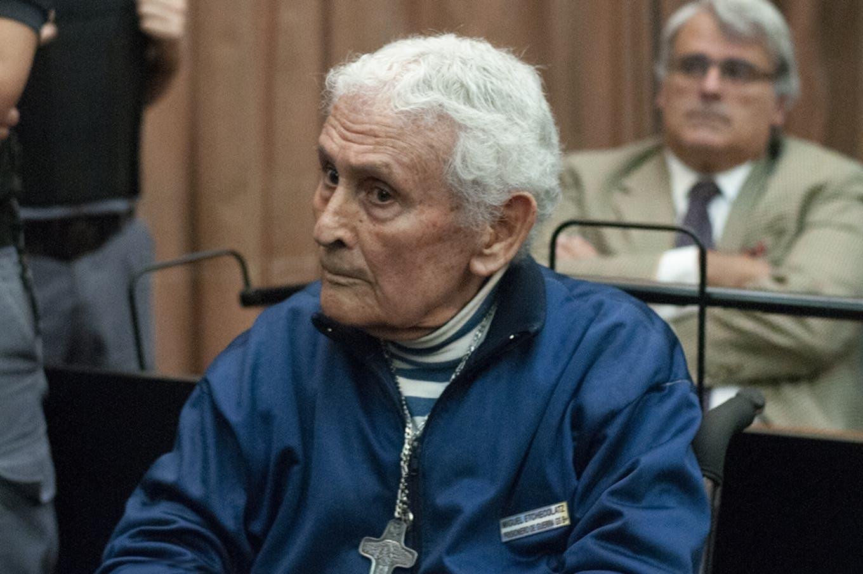 """La Corte Suprema denegó el cómputo de pena del """"2 por 1"""" que pidió Miguel Etchecolatz"""