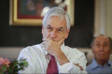 Piñera, preocupado