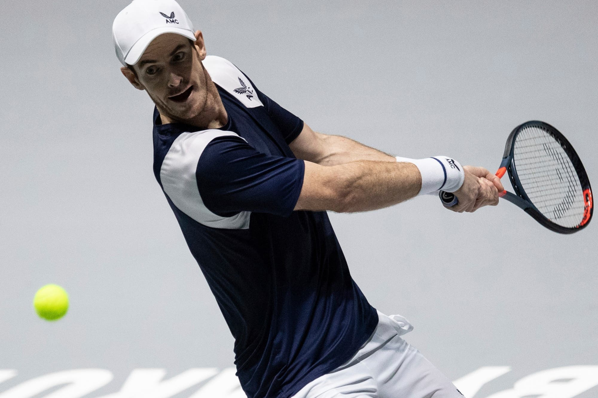 Andy Murray asegura que está curado de su cadera y le apunta al Abierto de Australia