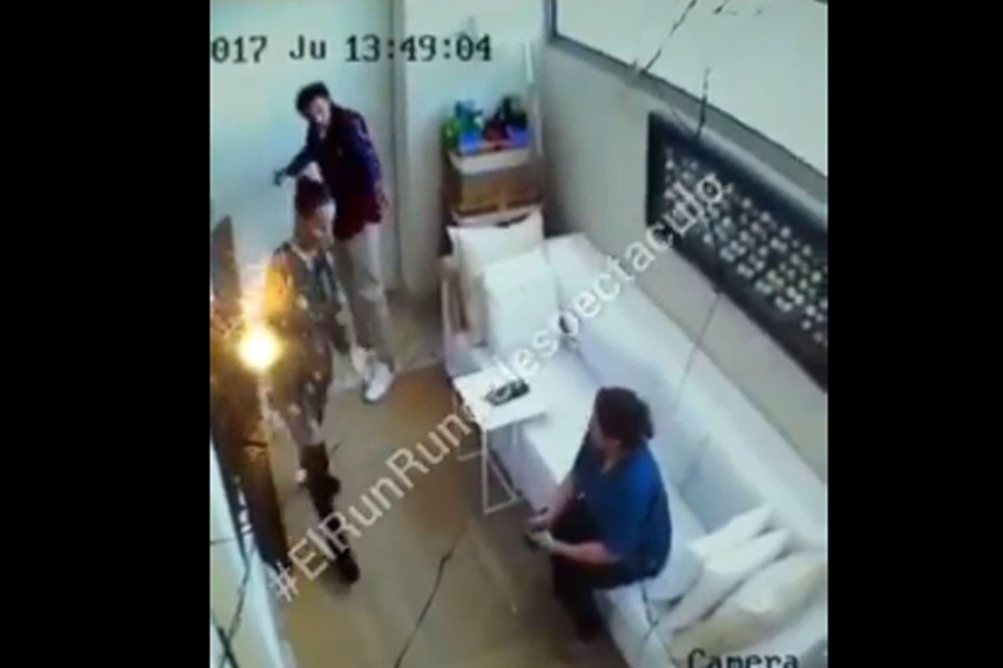 Video: los gritos de Pampita y Pico Mónaco a una empleada a la que acusaron de robo