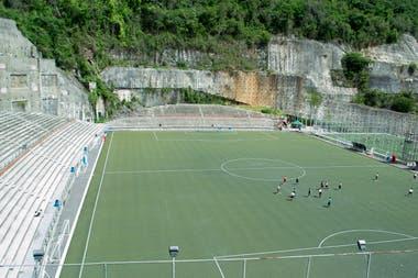 Cocodrilos Sports Park, un estadio multiuso, ubicado en las afueras de Caracas