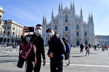 En Italia se dispararon las alertas este fin de semana