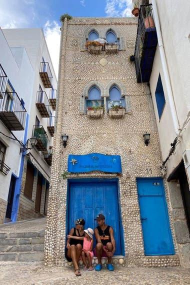 Aymará, Pancho y Ona, en Castellón