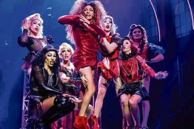 Kinky Boots, el espectáculo con más nominaciones en los Premios Hugo