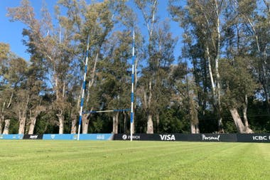 Casa Pumas, en Escobar, el lugar donde los Pumas estarán concentrados durante dos semanas de cara al Rugby Championship.