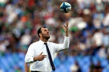 El australiano Cheika es un admirador del rugby argentino