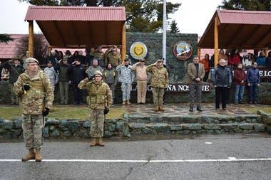 Escuela Militar de Montaña, Bariloche
