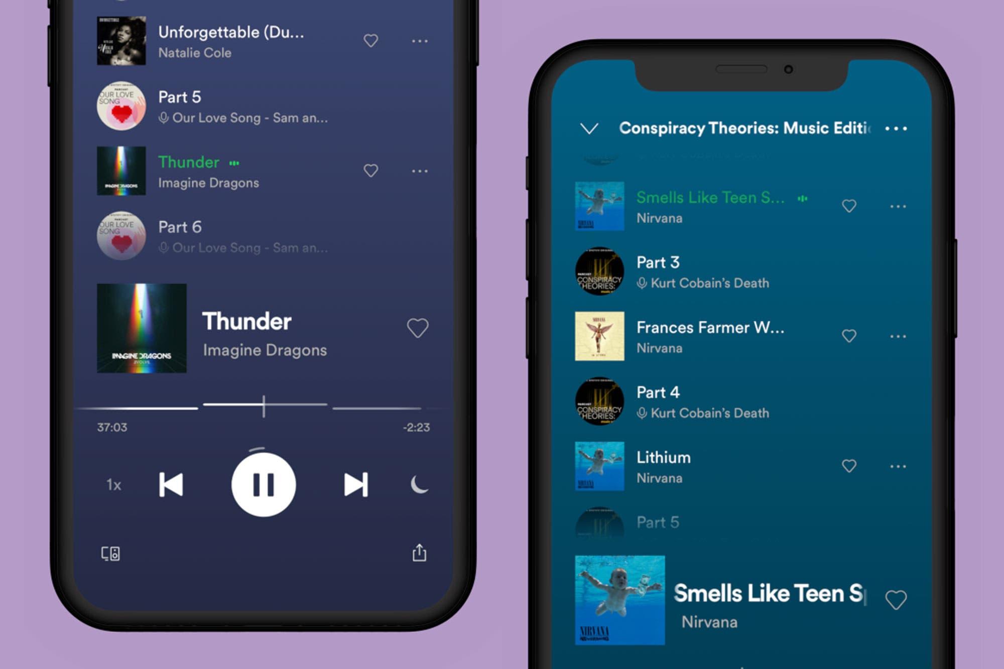 Como en una radio: Spotify permite crear programas que combinan comentarios y canciones