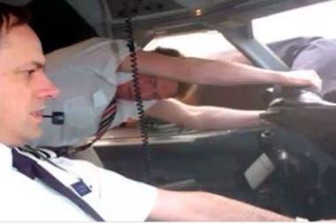 """Reconstrucción del documental """"Air Crash Investigation - Blow Out"""""""