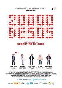 Afiche de 20.000 Besos