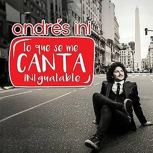 Afiche de Andrés Ini
