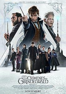 Afiche de Animales fantásticos: Los crímenes de Grindelwald