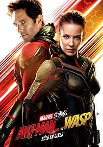 Afiche de Ant-Man and The Wasp 3D