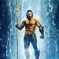 Afiche de Aquaman 3D