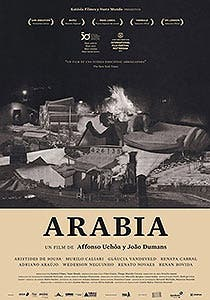 Afiche de Arabia