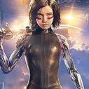 Afiche de Battle Angel: La última guerrera 3D