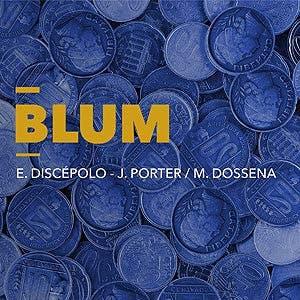 Afiche de Blum