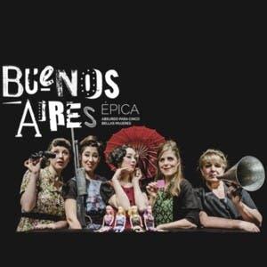 Afiche de Buenos Aires Epica