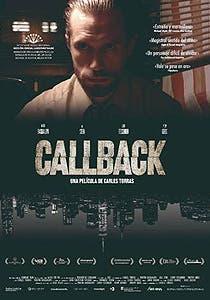 Afiche de Callback