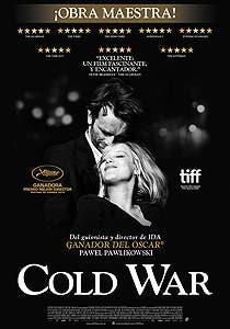 Afiche de Cold War