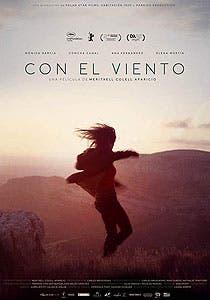 Afiche de Con el viento