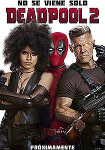 Afiche de Deadpool 2