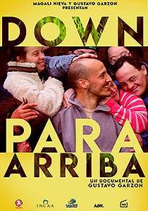 Afiche de Down para arriba