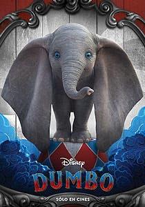 Afiche de Dumbo