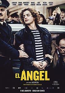 Afiche de El Ángel