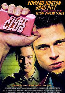 Afiche de El club de la pelea