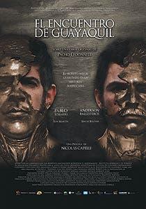Afiche de El encuentro de Guayaquil